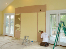 ambler-drywall-repair-before