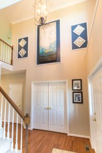 Two Story Interior Painting Company